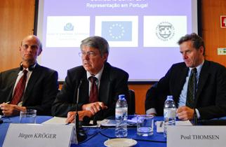 Portugal pagou mil milhões de euros de juros à troika [PT]